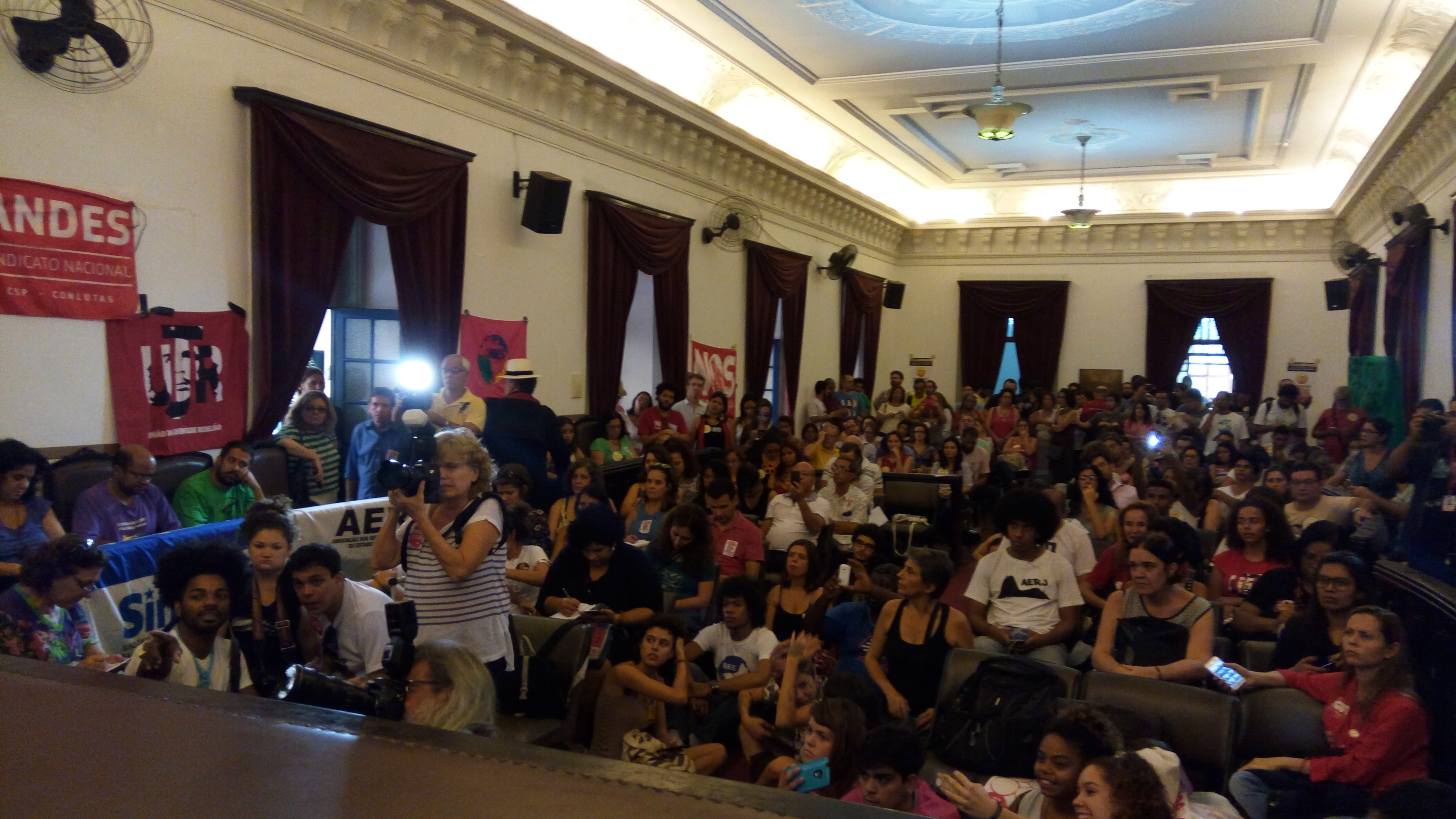 2016- Plenária FCPESP Rio