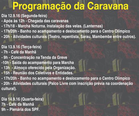 programacao-da-caravana