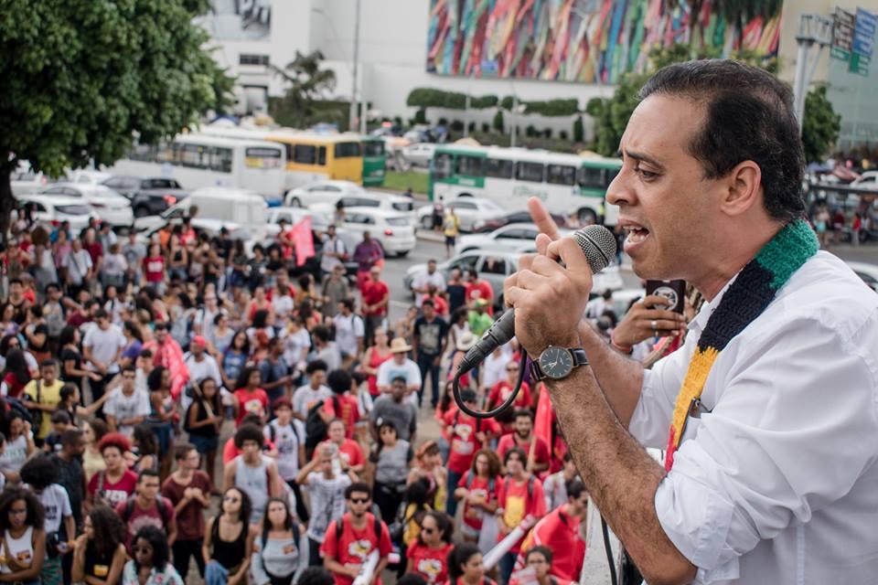 Hilton Manifestação