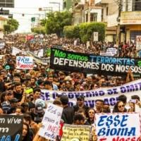 Todo apoio ao Povo Geraizeiro de Correntina-Bahia