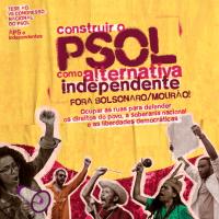 Tese da APS, PSOL da Resistência e Independentes ao Congresso do PSOL