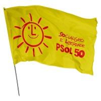 O BRASIL PRECISA DE UMA CANDIDATURA DO PSOL A PRESIDENTE EM 2022